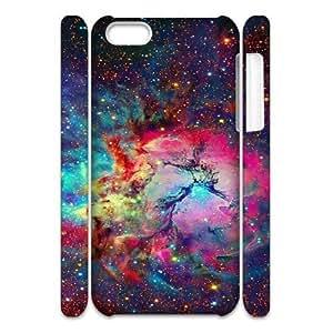 Iphone 5C Dazzle light 3D Art Print Design Phone Back Case DIY Hard Shell Protection FG090359