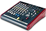 allen and heath usb mixers - Allen & Heath AH-ZED60-10FX ZED60/10FX Multi-Purpose 6-Channel Mixer with Digital Effects and USB Connectivity