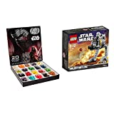 LEGO Star Wars Microfighters With a Star wars Jelly belly Gift box (75130 - AT-DP)