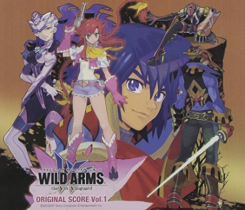 Video Game Soundtrack by Wild Arms the 5th Vanguard (2007-01-24)