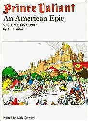Prince Valiant: An American Epic, Vol. 1, 1937