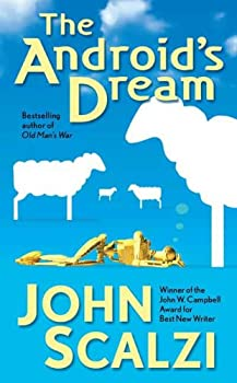 The Android's Dream by John Scalzi science fiction book reviews