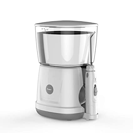 RHX Cepillo de Dientes eléctrico Agua irrigador, 1000ml Capacidad Profesional Agua irrigador Dental para hogar