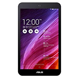 ASUS ME181 シリーズ タブレットPC black ( Android 4.4.2 KitKat / 8 inch / Atom Z3745 / eMMC 16G ) ME181-BK16