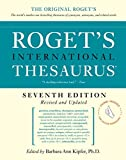 Roget's International Thesaurus, 7e, Thumb indexed (Roget's International Thesaurus Indexed)