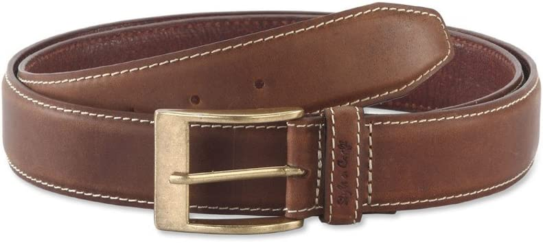 Brandy X-Large Style n Craft 391903-XL Belt In Top Grain Leather