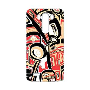 Creative Pattern Hot Seller High Quality Case Cove For LG G3