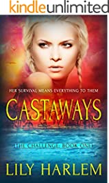Castaways: Reverse Harem Romance (The Challenge Book 1)