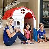 Costzon Kids Foldable Playhouse, Portable Game