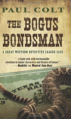 book cover of The Bogus Bondsman