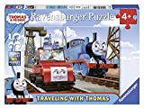 Ravensburger Thomas & Friends: Traveling with Thomas - 35 Piece Jigsaw Puzzle for Kids – Every Piece is Unique, Pieces Fit Together Perfectly