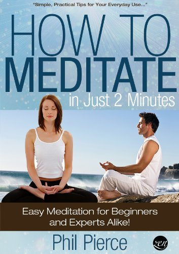 Amazon how to meditate in just 2 minutes easy meditation for how to meditate in just 2 minutes easy meditation for beginners and experts alike fandeluxe Gallery