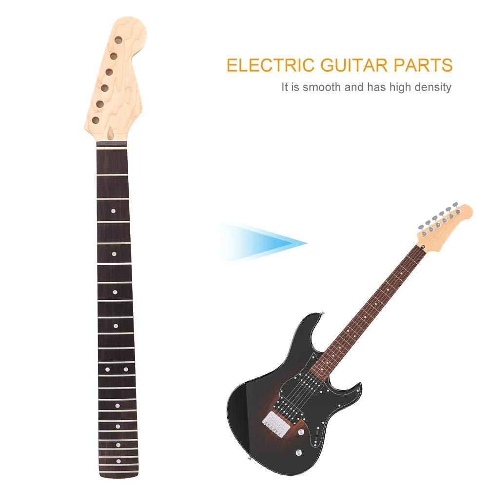 KEYREN Guitar Neck 01 22 Frets Rosewood Fingerboard Electric Guitar Neck Accessories