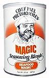 Seafood Magic Seasoning 24oz (Pack of 8)