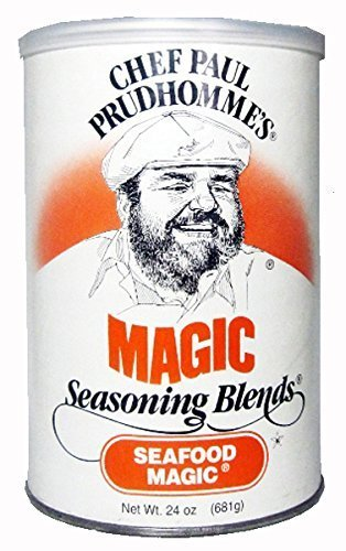 Seafood Magic Seasoning 24oz (Pack of 8) by Magic Seasoning Blends