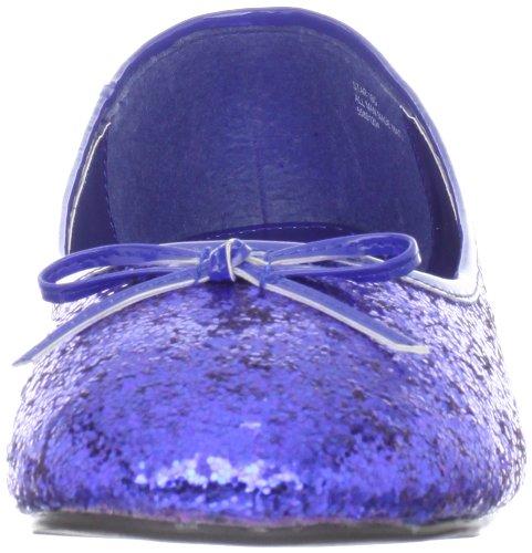 Funtasma STAR-16G STAR16G Damen Stiefel, Glitter Blau, US 11