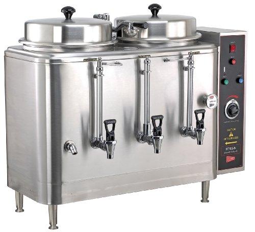 - Grindmaster-Cecilware FE100N 3-Phase Coffee Urn, 1-Gallon