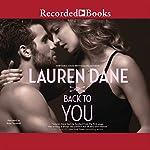 Back to You | Lauren Dane