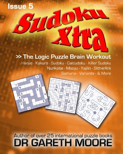 - Sudoku Xtra Issue 5: The Logic Puzzle Brain Workout