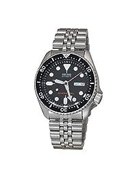 Seiko Diver's SKX007K2 men's automatic wristwatch