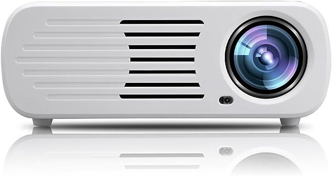 Excelvan bl-23 Pro Mini proyector 800 * 480p Bluetooth + WiFi + ...