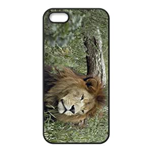 Lion Hight Quality Plastic Case for Iphone 5s