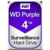 WD WD40PURZ Western Digital Bare Drives Purple 4TB Surveillance Hard Disk