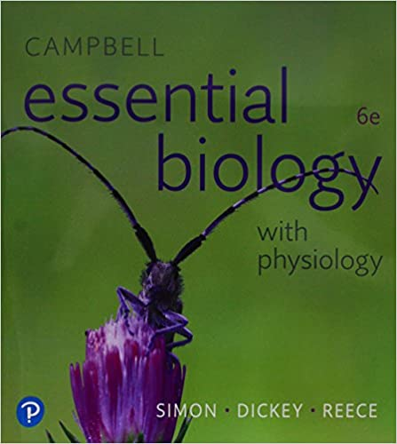Amazon com: Campbell Essential Biology with Physiology Plus