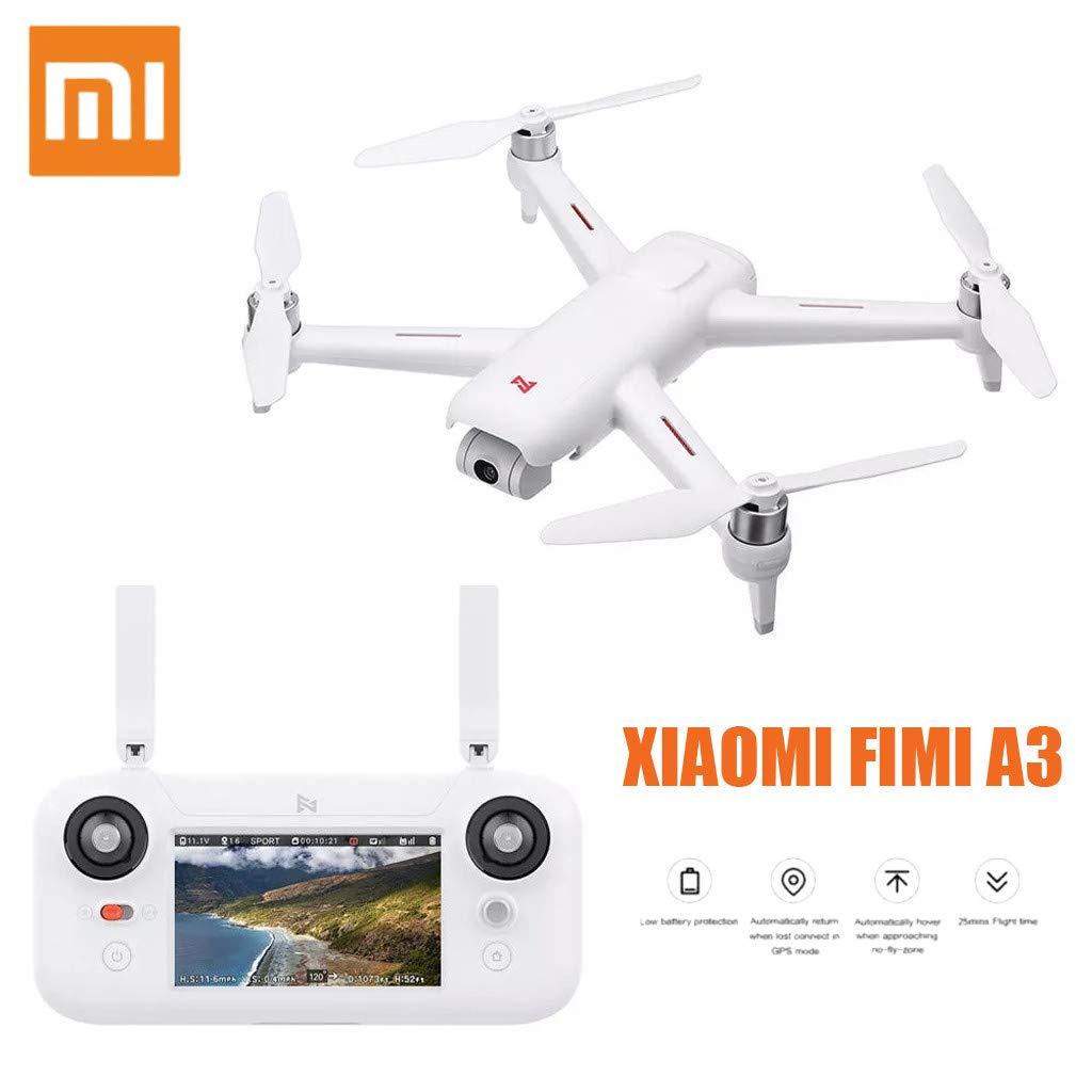 TwoCC Drones y accesorios,para Xiaomi Fimi A3 5.8G 1Km Fpv 2-Axis ...