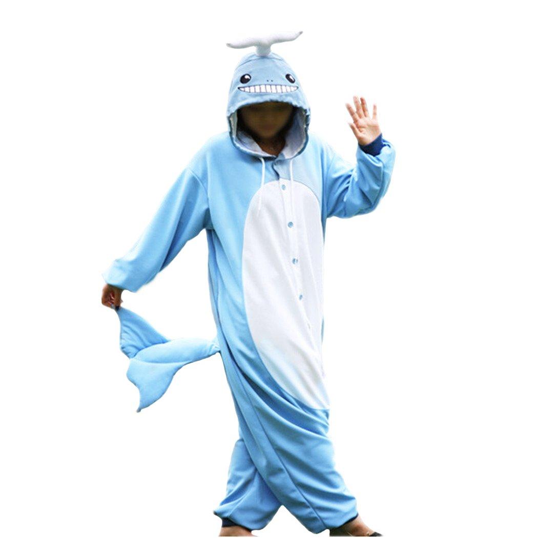 WOTOGOLD Animal Cosplay Costume Sika Deer Unisex Adult Pajamas APOdeer0119