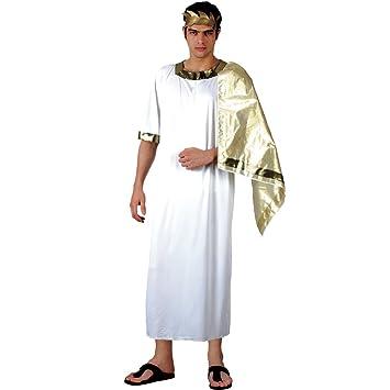 Mens Julius Caesar Roman Greek Ancient Rome Fancy Dress Adult