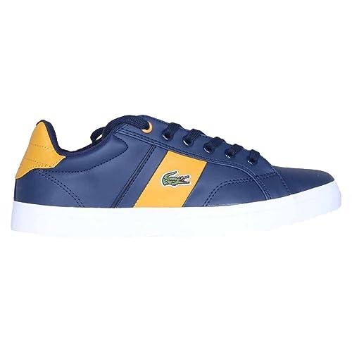 ZAPATILLAS LACOSTE - 7-31SPJ00302M3-T36: Amazon.es: Zapatos y complementos