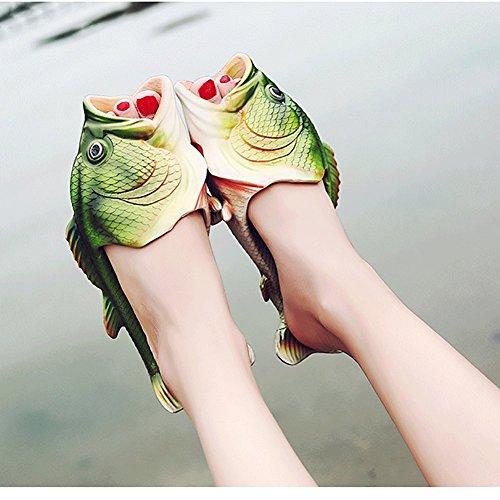 Tongfushop - Sandalias de vestir para mujer Damen
