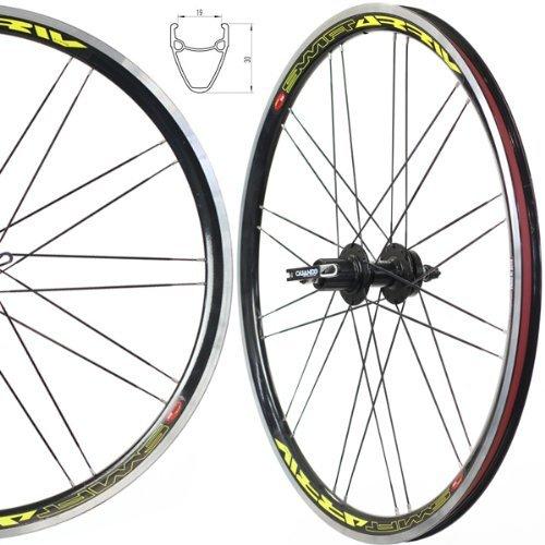 Mountain Bike Wheel Wheelset Shimano 8 9 10 Speed Compatible Disc or V Brake [並行輸入品] B077QR4K1W