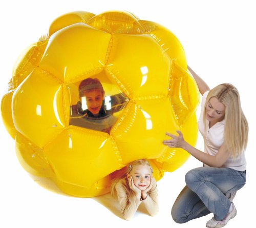 Why Should You Buy Inflatable Fun Ball - Jumbo 51 - Giant Crawl Inside Inflatable