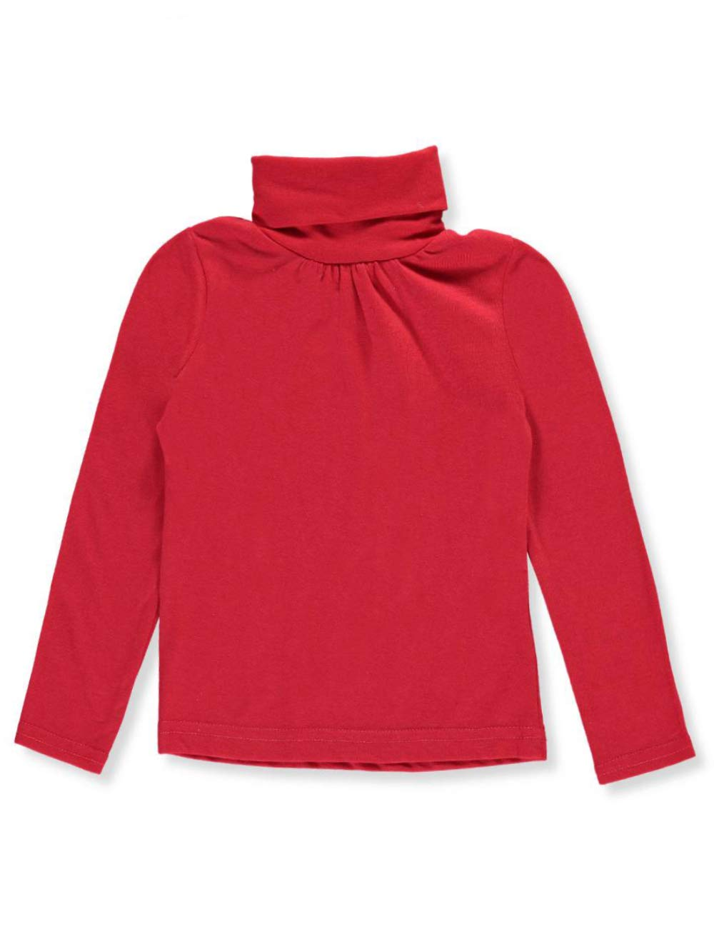 French Toast Baby Girls' L/S Ruched Turtleneck