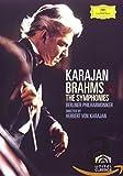 Karajan: Brahms - The Symphonies [DVD] [2008]
