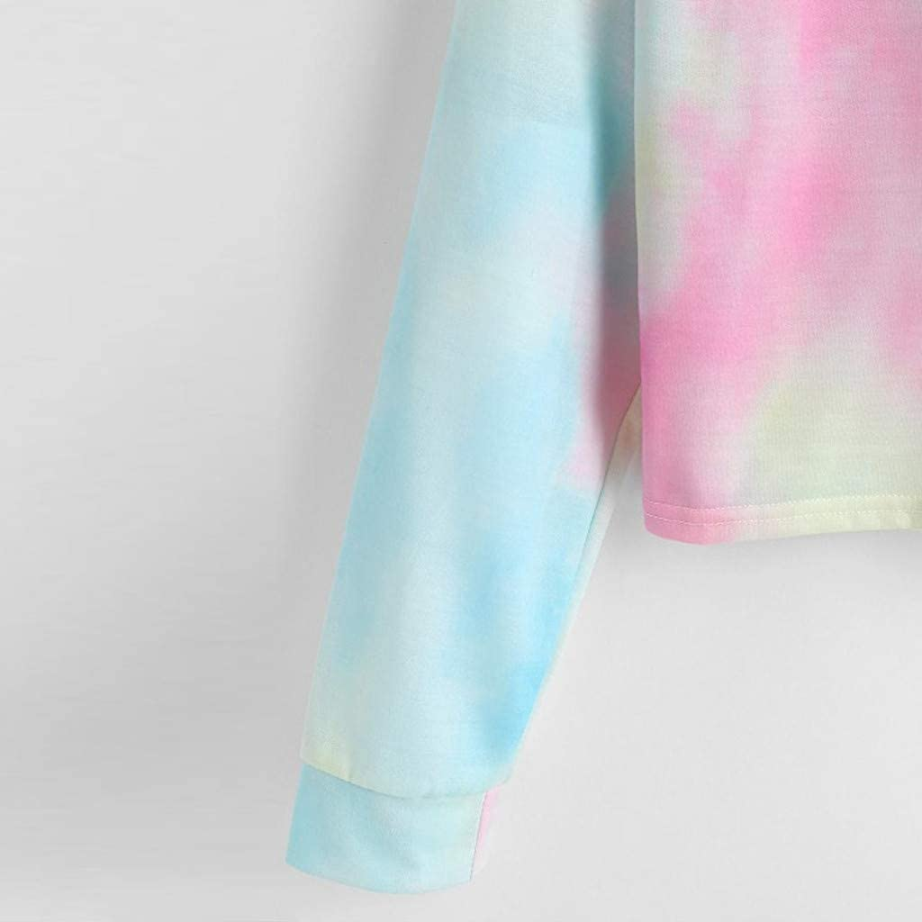 Mililian-beauty Hoodies for Women,Womens Autumn Long Sleeve Hoodie Sweatshirt Letters Hooded Pullover Tops Blouse