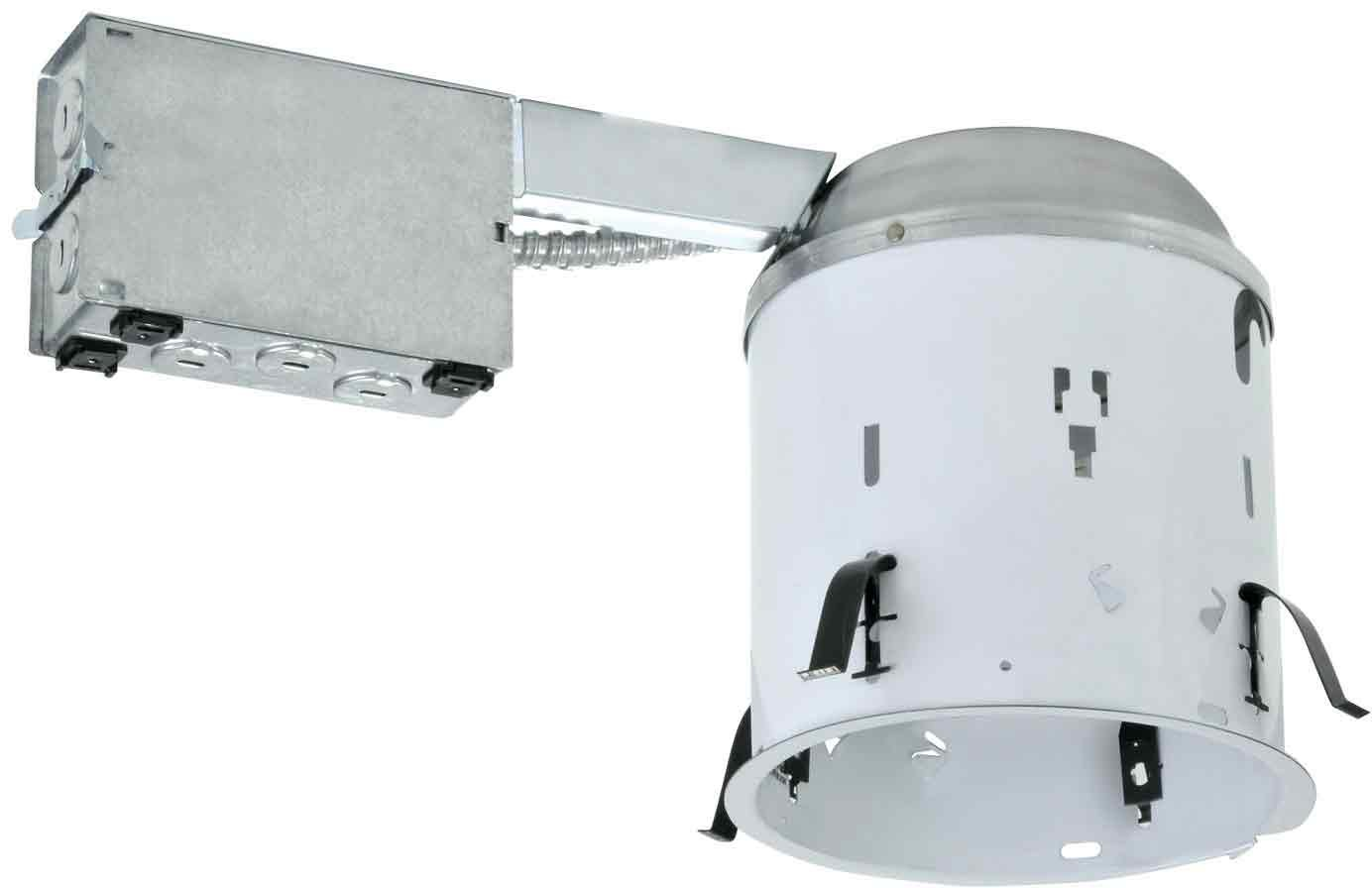 Halo Recessed H750RINTD010 6 Inch Non Ic LED Remodel International Housing  For ML7 600, 900 And 1200 Series LED Modules   Recessed Light Fixture  Housings ...