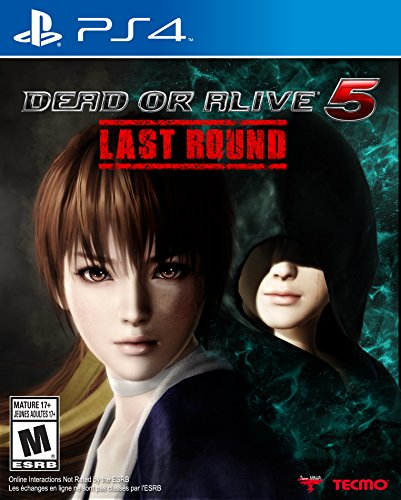 [DEAD OR ALIVE 5 Last Round - PlayStation 4] (Dead Alive 5 Ultimate Costumes)