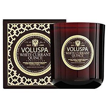 Voluspa Maison Rouge White Currant Quince Versailles Classic Candle
