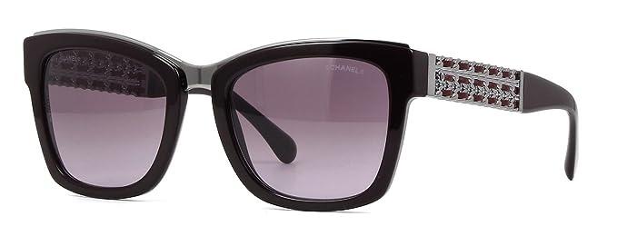Chanel Gafas de sol 5362Q 1461/S1 bordeaux mujer gafas de ...