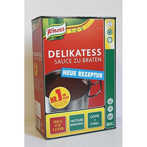 Delikatess Bratensosse dz, 1er Pack (1 x 3000 g)