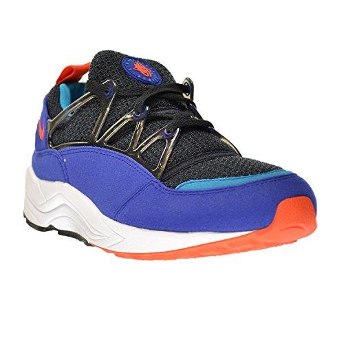 Nike Air Huarache Light Heren Schoenen Concord / Team Oranje-zwart 306127-480