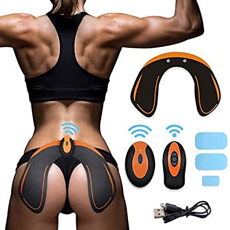 Hip Trainer Buttocks, EMS Muscle Stimulator Butt Toner Hip