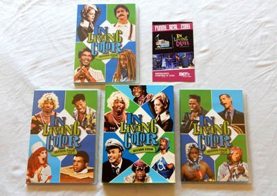 in-living-color-season-four-3-dvd-box-set-20th-century-fox-2005-33-episodes-on-3-dvd-discs-graded-95