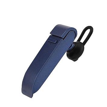 Richer-R Auriculares Inalámbricos,Auriculares Bluetooth,Traductor Inteligente Portátil,Auricular de Traducción Apoyo 22 Idiomas para Aprender, Viajar, ...