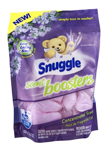 Snuggle Scent Boosters Lavender Joy 20 CT (Pack of 12) by Snuggle