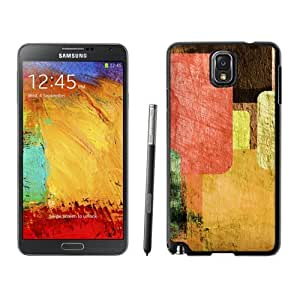 New Beautiful Custom Designed Cover Case For Samsung Galaxy Note 3 N900A N900V N900P N900T With Vintage Colorful Phone Case