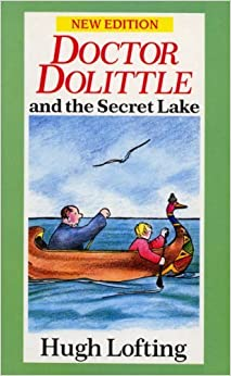 Book Dr. Dolittle And The Secret Lake (Red Fox Older Fiction) by Hugh Lofting (1992-12-03)